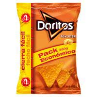 Doritos Tex Mex nachos de maíz 280g