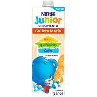 Nestle Llet creixement cereals amb galeta maria 1l
