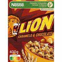 Nestle Cereales lion 360g
