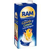 Ram Leche con canela y limón 1l