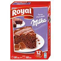 Royal Tarta chocolate milka 350g