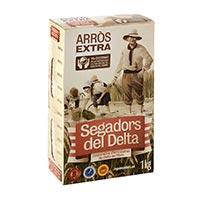 Segadors Del Delta Arròs extra 1kg
