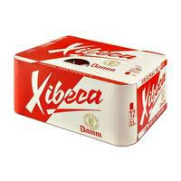 Xibeca Cerveza lata 12x33cl