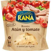 Rana Ravioli farcit tonyina amb tomàquet 250g