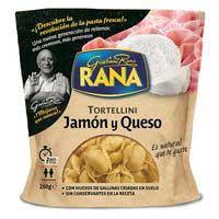 Rana Tortellini farcit de pernill i formatge 250g