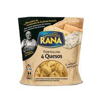 Rana Tortellini farcit de 4 formatges 250g