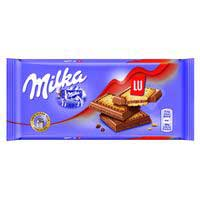 Milka Chocolate Lu 87g