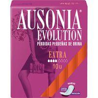Compresa extra AUSONIA Discreet, paquete 10 uds