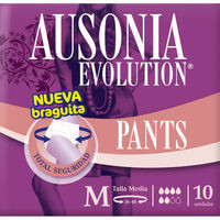 Ausonia Discreet talla media 9u