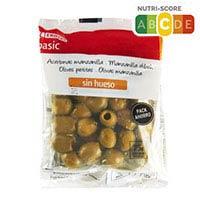 Eroski Olives sense os 75 x 3g
