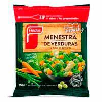 Findus Menestra de verduras 750g