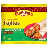 Old El Paso Farcit de Fajita 310g