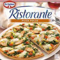 Dr. Oetker Pizza pollastre Ristorante 355g