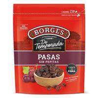 Passa moscatell BORGES, bossa 250 g