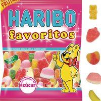 Haribo Favorits sucre bossa 150g