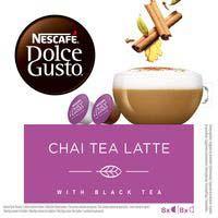 Nescafe Dolce Gusto Chai tea 16 càpsules