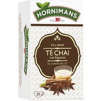 Hornimans Té Chai 20 sobres