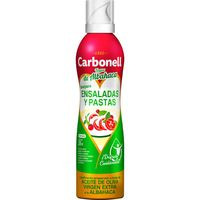 Carbonell Aceite oliva ensalada y pasta spray 200ml
