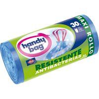 Handy Bag Bolsa basura con asas 55x60 - 30 litros, 25u
