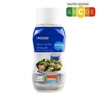 Eroski Salsa iogurt dosificador 300g