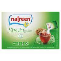Natreen Endolcidor Stevia 50 sobres