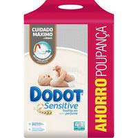 Dodot Tovalloletes Sensitive 54u x 4