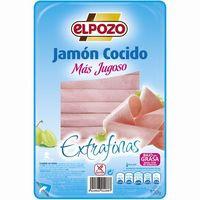 El Pozo Jamón cocido finas lonchas 100g