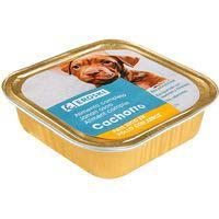Eroski Menjar gos cadell paté ric en pollastre amb llet 150g