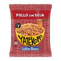 Yatekomo pollo soja bag 79g