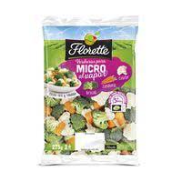 Florette Brócoli coliflor zanahoria micro 275g
