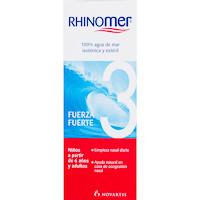 Rhinomer Limpieza nasal fuerte fuerza 3 135ml