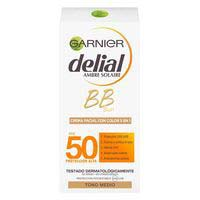 Bb Sun crema visage FP50 DELIAL, tubo 50 ml