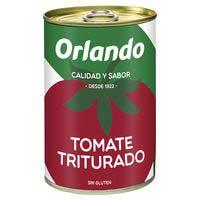 Orlando Tomate triturado lata 400g