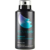 Belle Men Desodorante spray Oceanic 150ml