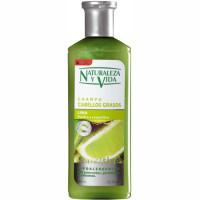 Naturaleza y Vida Champú sensitive cabellos grasos 300ml