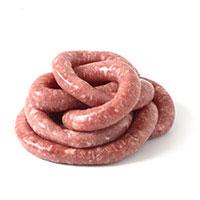 Salchicha de cerdo 85% duroc PLANA DE VIC, al peso, compra mín.250 g