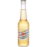 Sant Miquel Cervesa fresca ampolla 33cl