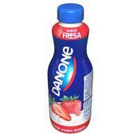 Danone Yogur beber fresa 550g