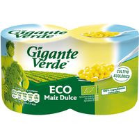 Gigante Verde Blat de moro ecològic pack 2