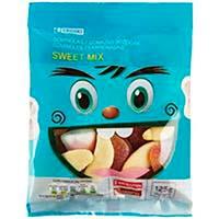 Eroski Gominola sweet mix 125g