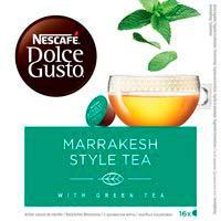 Nescafe Dolce Gusto tè marrakesh 16u