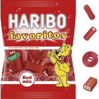 Haribo Favorits red mix 150G