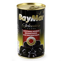 Baymar Olives negres 150g