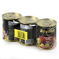 Baymar Olives farcides anxoves 3x50g