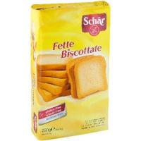Schär Fette Biscottate sense gluten 250g