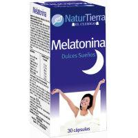NaturTierra Melatonina 30 Càpsules