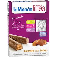 Bimanan Battonets toffee 6u