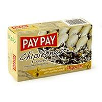 Pay Pay Chipirón relleno de gulas