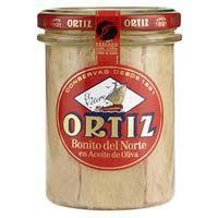 Ortiz Bonítol del nord pot 220g
