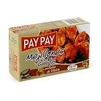 Pay Pay Mejillón salsa vieira 115g